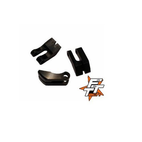 FTT-CS339 Ceppi frizione in ergal clutch shoes super hard Mp9