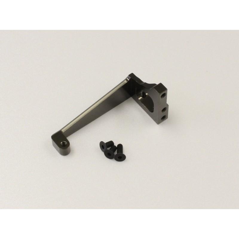 Supporto Alluminio, Per Servo Lazer Zx6