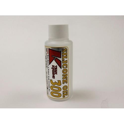 Olio Al Silicone 300cps (80CC)