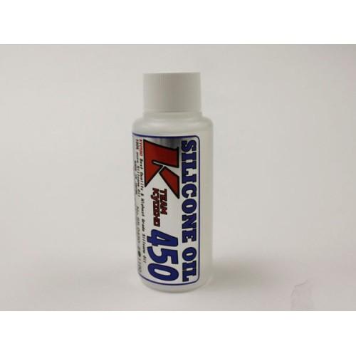 Olio Al Silicone 450cps (80CC)