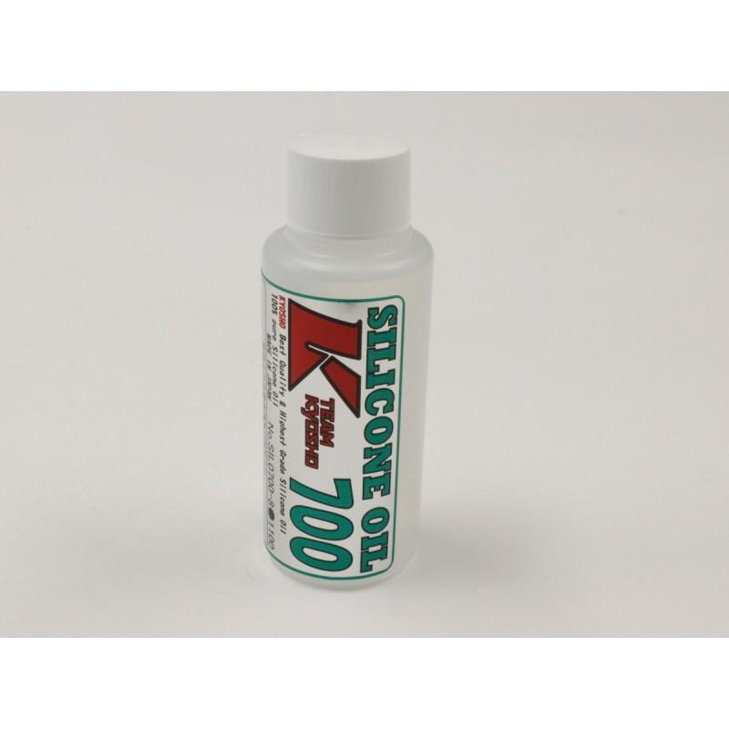 Olio Al Silicone 700cps (80CC)