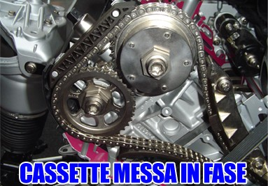 Cassette messa in fase