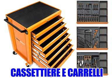 Cassettiere e carrelli